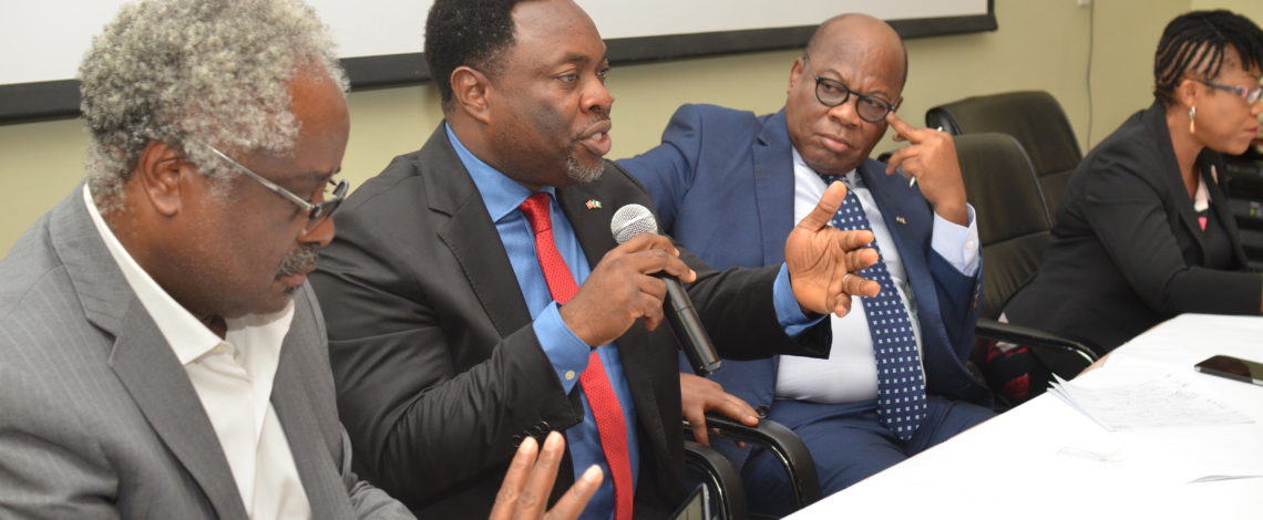 Focus Group Meeting: Nigeria Shipping Sector: A Catalyst for Maritime Economic Growth