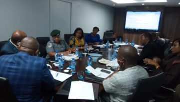 Photo New: Adhoc Committee Meeting on Maximising the Economies of Eastern Ports