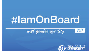 Day of the Seafarer 2019 Campaign: #IamOnBoard