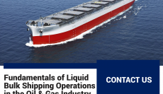 Fundamentals of Liquid Bulk Shipping Operations in the Oil & Gas Industry