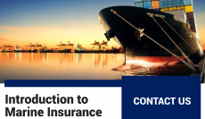 Introduction to Marine Insurance