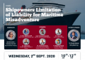 Webinar: Shipowners Limitation of Liability for Maritime Misadventure