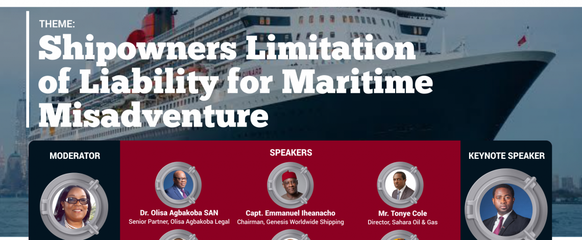 Webinar Replay: Shipowners Limitation of Liability for Maritime Misadventure